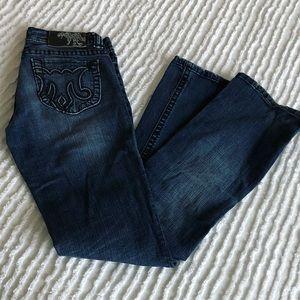 MEK Women's Hong Kong Slim Boot Jeans